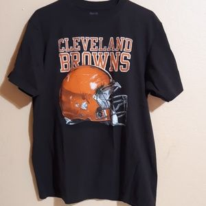 CLEVELAND BROWNS  T-Shirt Large